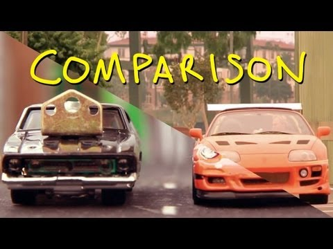 Xxx Mp4 The Fast And The Furious Final Race Homemade With Toys Comparison 3gp Sex