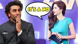 Mahira Khan REACTS To Dating Ranbir Kapoor