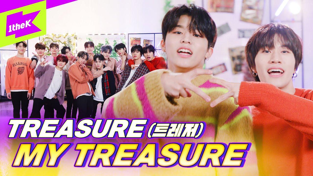 TREASURE(트레저) _  My TREASURE   Special Clip   스페셜클립   Performance   퍼포먼스