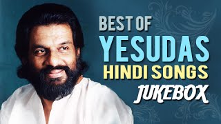 Yesudas Top 10 Hits Jukebox | Old Hindi Songs | Evergreen Romantic Songs