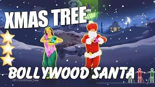 🌟  XMas Tree - Bollywood Santa | Just Dance 2015 🌟