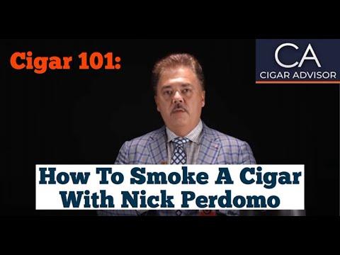 Xxx Mp4 How To Smoke A Cigar Cigar 101 With Nick Perdomo 3gp Sex