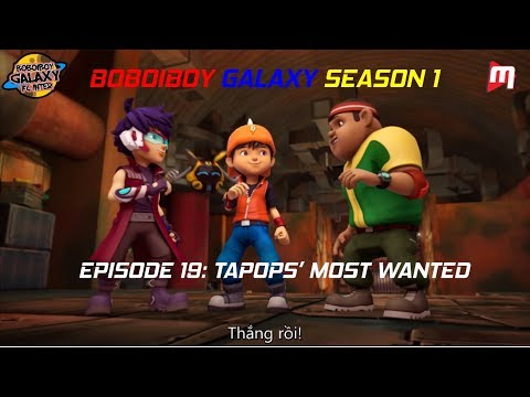 Xxx Mp4 Vietsub Boboiboy Galaxy Season 1 Episode 19 TAPOPS Most Wanted 3gp Sex