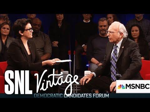 MSNBC Forum Cold Open SNL