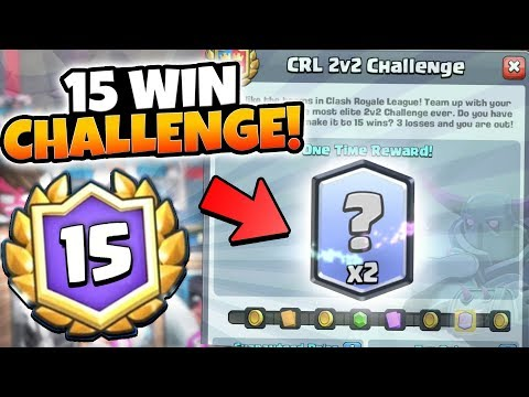 Xxx Mp4 NEW 15 WIN 2v2 CHALLENGE DOUBLE LEGENDARY PRIZE Clash Royale BEST 2v2 STRATEGY DECK TIPS 3gp Sex