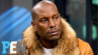 Fate Of The Furious: Tyrese On Paul Walker, His Hardest Scene To Shoot | PEN | Entertainment Weekly