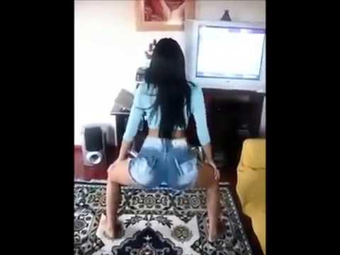 Mujeres Culonas Sexy Bailando Dembow