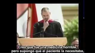 Steve Jobs Discurso en Stanford Sub Español HD