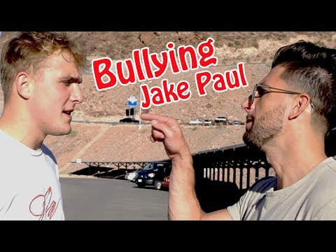 BULLYING JAKE PAUL!!