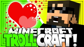 Minecraft: TROLL CRAFT |  VALENTINES AND CURSES!! [27]