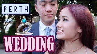 Wedding with my boyfriend ❤️ | Kim Dao