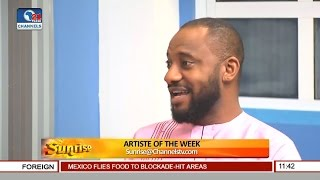Sunrise: Artist Of The Week - Yul Edoche