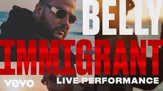 "Belly - Belly Performs ""Immigrant"" Acapella"