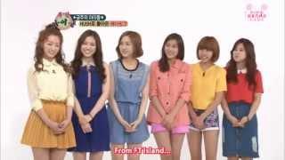 Weekly Idol - A-Pink (12.05.23) [1/2]