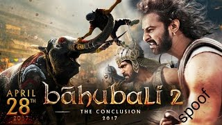 Bahubali Spoof 2 || Prabhas, Rana Daggubati, Anushka,Tamannaah || Creative Cartoon Animation