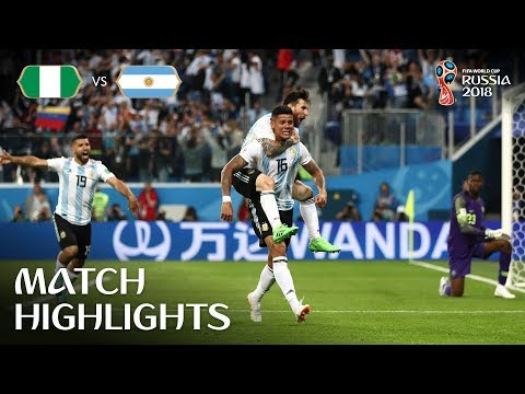 Xxx Mp4 Nigeria V Argentina 2018 FIFA World Cup Russia™ Match 39 3gp Sex