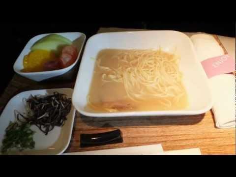 Tokyo Narita to Singapore Delta Airlines B 777 Business Elite