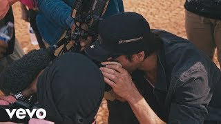 Enrique Iglesias - DUELE EL CORAZON feat. Wisin (Behind The Scenes)