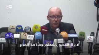 منسق الأمم المتحدة في اليمن: 10 آلاف قتيل و 40 ألف جريح نتيجة الحرب حتى الآن، و لا محاسبة