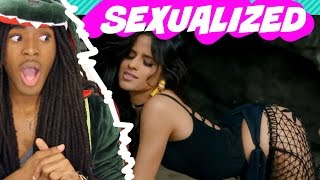 Camila Cabello Says She Felt Over-Sexualized in Fifth Harmony