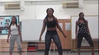 Fun African Dance Workout | Dorobucci - Mavins