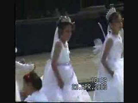 Kelebek Rondu 23 Nisan 2003 Manyas Atatürk İ.Ö.O.