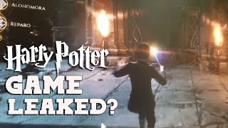NEW HARRY POTTER OPEN WORLD GAME? - Dude Soup Podcast #194