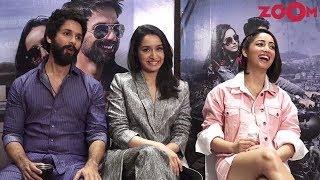 Shahid Kapoor, Shraddha Kapoor & Yami Gautam
