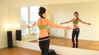 HIP LIFTS - BELLYDANCE ESSENTIALS 1 - learn how to dance with Coco Berlin