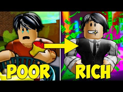 Poor to Rich The Story of Alex Full Movie Part 1 A Sad Roblox Bloxburg Movie