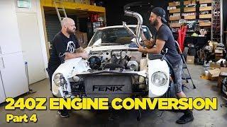 240Z - RB26 Engine Conversion [PART 4]
