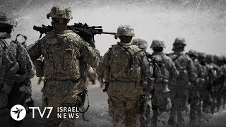 """U.S. to maintain military presence in region to """"watch Iran"""" - TV7 Israel News"""
