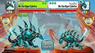Dragon City - Fighting Battle + Leagues 277 [Full Missions & Boss 2016]