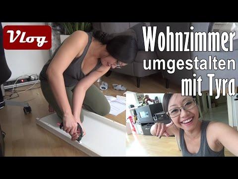 Xxx Mp4 Wohnzimmer Umgestalten Mit Tyra Tyras Vlog 3gp Sex