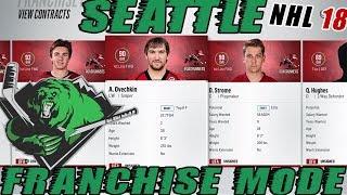 NHL 18: Seattle Franchise Mode #32