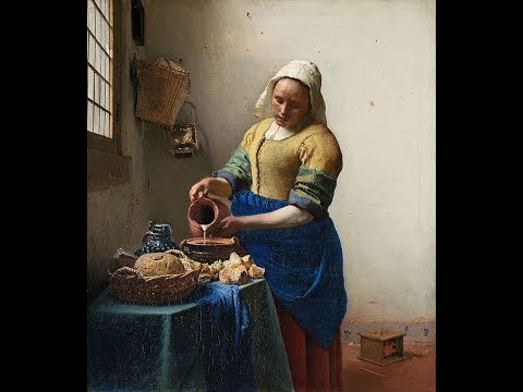 Johannes Vermeer's Neural Transfer with Lua Torch