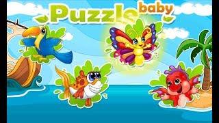 Children Puzzles / Children / Baby / Android Gameplay Video
