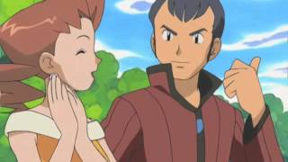 Ash first fight in Pokemon : Advanced in Hindi
