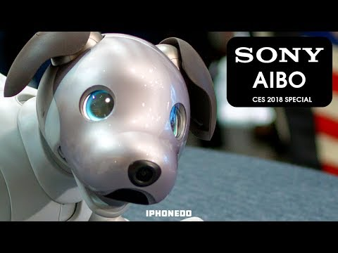 Xxx Mp4 This A I Dog Is Your New Best Friend — Sony AIBO CES 2018 Special 3gp Sex