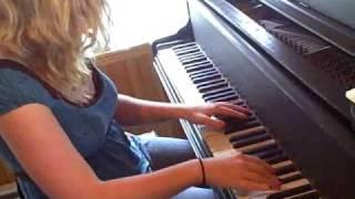 Ending Theme on piano 2