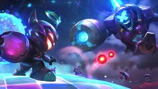 Ziggs Arcade Blast Login Screen Animation Theme Intro Music Song Official League of Legends