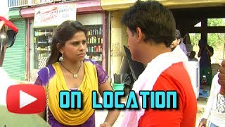 On The Set Of Pyar Vali Love Story - Latest Marathi Movie - Sai Tamhankar, Swapnil Joshi!
