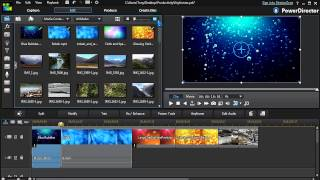 How to Edit Videos Productively | CyberLink PowerDirector 12 Tutorial
