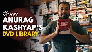 A Tour Inside Anurag Kashyap's DVD Library | Film Companion