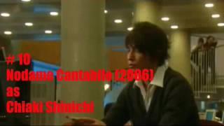 10 Tamaki Hiroshi Dramas