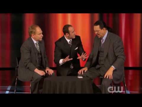 MAD Penn and Teller FOOLED by the BEST CARD TRICK OF ALL TIME On Fool Us
