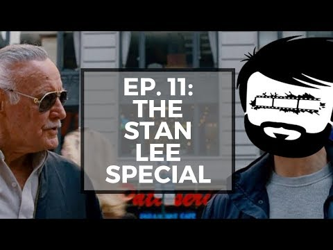 Scruffy Movies Ep.11: The Stan Lee Special