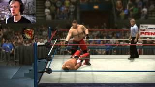 WWE 2K14 Shawn Michaels vs. Brock Lesnar: I Quit Match