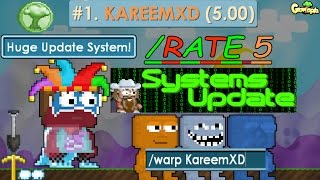 Growtopia | Huge Update System - Full Video