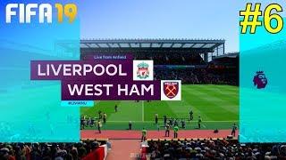 FIFA 19 - Liverpool Career Mode #6: vs. West Ham United